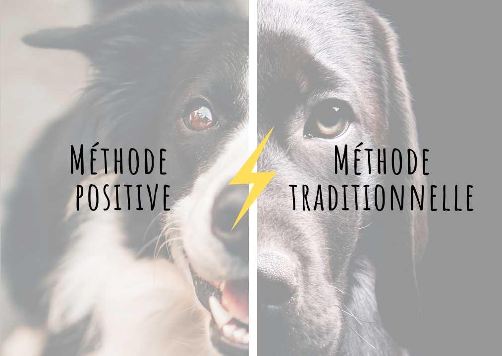 Méthode positive vs méthode traditionnelle